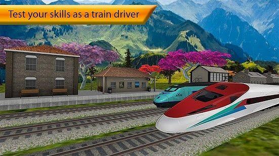 Simulateur de train euro vr