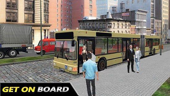 Autobus Simulateur 2017 : 3d Autobus Chauffeur Jeu