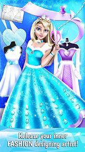 Jeux de couturière – Princesse