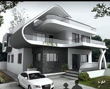 Architecture extérieure Maison