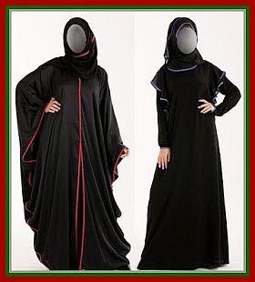 Abaya And Burqa Style