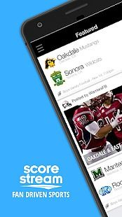 ScoreStream Local Youth Sports