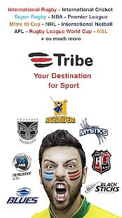 Tribe - Live Sports Scores