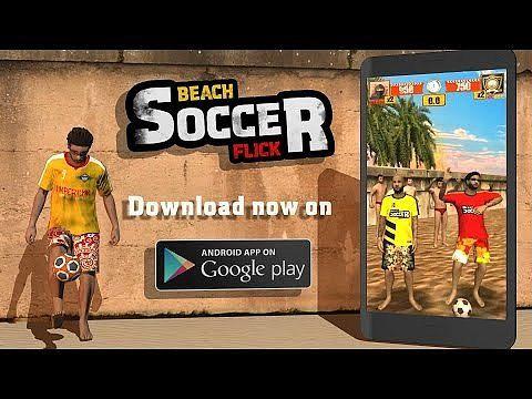 Beach Soccer Flick Pro