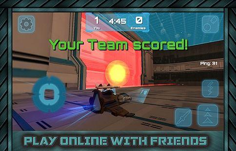 Rocket Soccer - Multiplayer