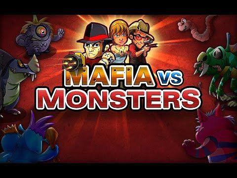 Mafia Vs Monstres