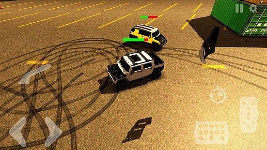 Araba Parçalama 3D
