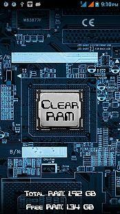 < 2 GB RAM Cleaner