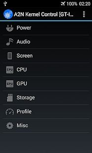 A2N Kernel Control for Galaxy Ace 2 GT-I8160(P/L)