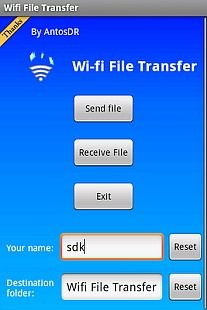 Wifi File Transfer (No Ads)