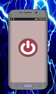 Écran électrique sans chocs