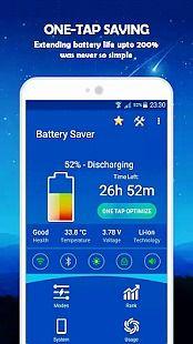 Économiseur batterie