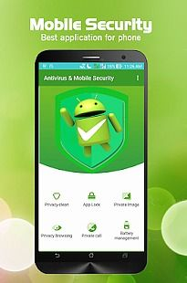 Antivirus - Mobile Security