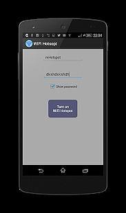 WiFi Hotspot Share