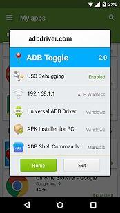 ADB Toggle
