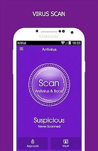 Anti Malware - Scan Virus