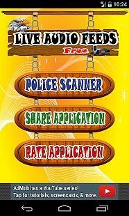 Live Police Scanner Pro