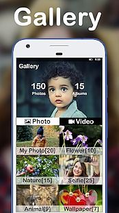 3D Photo Gallery-Photo Manager-Photo Video Gallery
