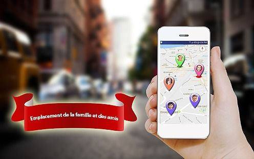 Ami Finder: GPS Localisateur