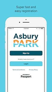 Asbury PARK Parking