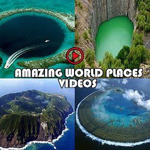Amazing World Places Videos