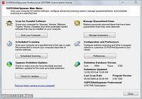 SUPERAntiSpyware Professional : Télécharger gratuitement la