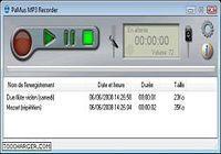 GRATUIT TÉLÉCHARGER RECORDER PAMUS MP3