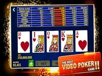 VIDEO POKER DELUXE FREE
