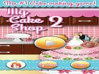 Jeu de gâteau - My Cake Shop 2