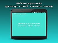 #freespeech - group chat live