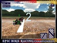 Epic Bike Race: Championnat