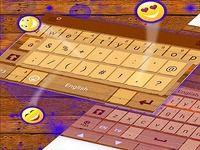 Thème du clavier en bois