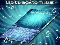 Thème du clavier LED