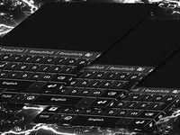 Thème du clavier noir