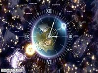Zodiac Clock 3D Screensaver