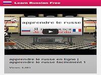 Apprendre le Russe Gratuit