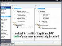 Landpark Active Directory/OpenLDAP