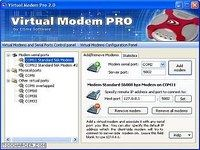 Virtual Modem Pro