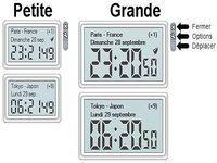 Horloge Mondiale