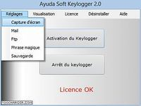 Ayuda Soft Keylogger Free