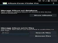 Album Cover Finder Pro