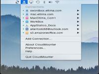 CloudMounter for Mac 1.0