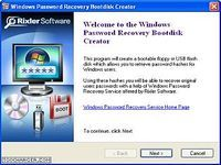 Windows Password Recovery Bootdisk