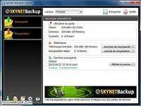 Skynet Backup