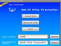 Wifi File Transfer (No Ads)