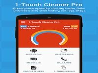 1-Touch Cleaner (Booster) Pro