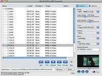 Xilisoft DVD en MP4 Convertisseur Mac