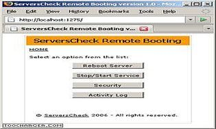 Remote Booting