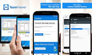 TeamViewer For Remote Control Android