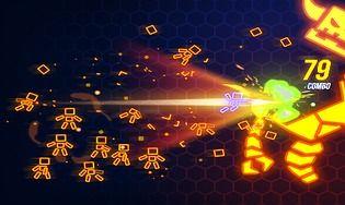 Ninja Slice Master : Stickman Neon Action